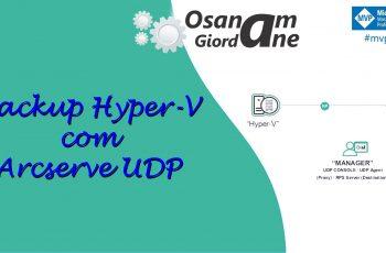 Backup Hyper-V | Arcserve UDP