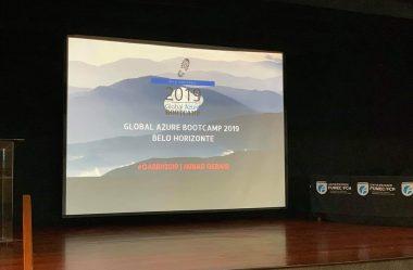 Global Azure Bootcamp 2019 | Belo Horizonte